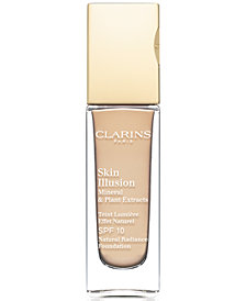 Clarins Skin Illusion Foundation, 1.1 oz.