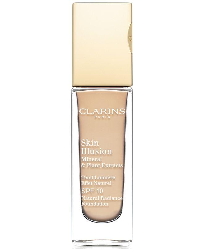 Clarins Skin Illusion Foundation, 1.1 oz.