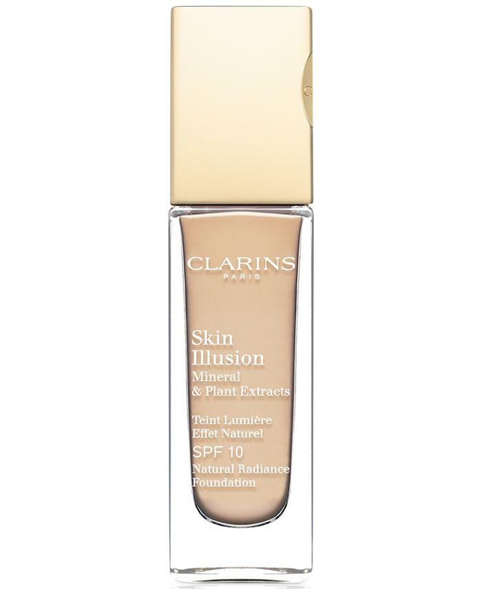 Clarins - Skin Illusion Foundation, 1.1 oz.