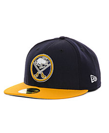 New Era Buffalo Sabres Basic 59FIFTY Cap