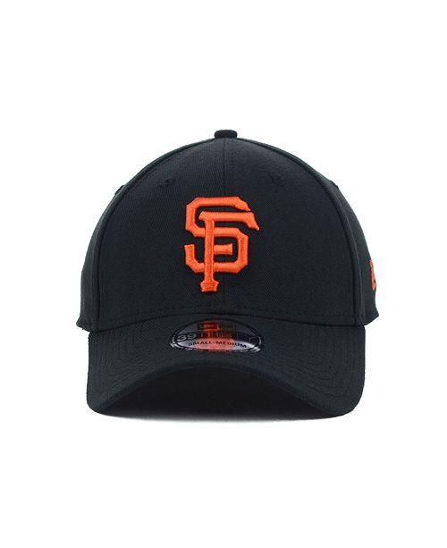 New Era San Francisco Giants MLB Team Classic 39THIRTY Stretch-Fitted Cap -  Sports Fan Shop By Lids - Men - Macy s db1b76e74225