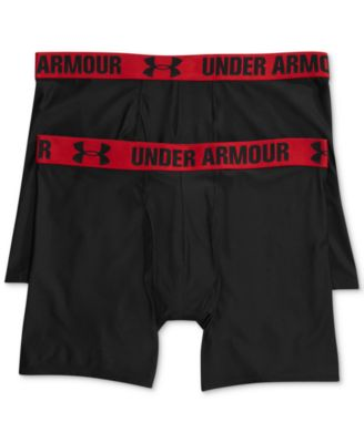 Men's HeatGear 6'' BoxerJock 2-Pack