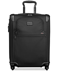 "Tumi Alpha 2 22"" Continental Carry On Expandable Spinner Suitcase"