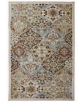 CLOSEOUT! American Rug Craftsmen Serenity Kirman Coast Peat Moss Area Rugs
