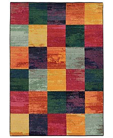 """CLOSEOUT! PANTONE UNIVERSE™ Expressions 566C 5'3"""" x 7'6"""" Area Rug"""
