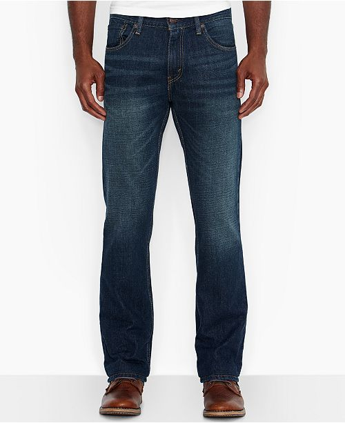 d32581eead7 Levi's Men's 527 Slim Bootcut Fit Overhaul Jeans & Reviews - Jeans ...