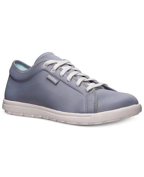 ... Reebok Women s Skyscape Runaround Walking Sneakers from Finish ... ed8d7866a