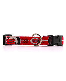 Hunter Manufacturing Cincinnati Reds Dog Collar
