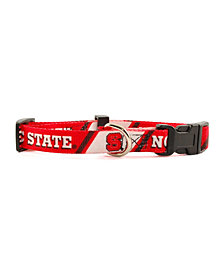Hunter Manufacturing North Carolina State Wolfpack Dog Collar