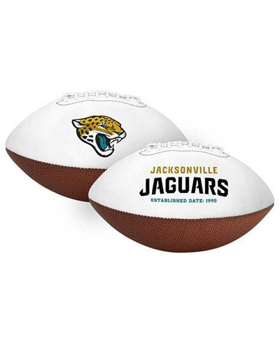 Jarden Jacksonville Jaguars Signature Series Football