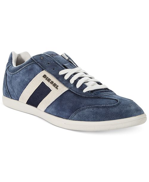 Diesel Men's Happy Hours Vintagy Lounge Sneakers - All Men ...