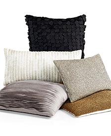 """Donna Karan Home 11"""" x 22"""" Decorative Pillow"""