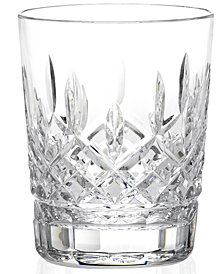 Waterford Lismore Double Old Fashioned Glass
