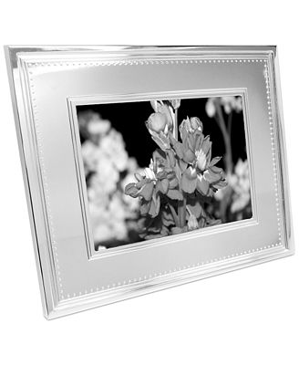 vera wang wedgwood grosgrain digital picture frame