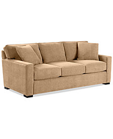 "Radley 86"" Fabric Sofa - Custom Colors, Created for Macy's"