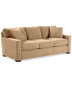 Brown Fabric Sofas & Couches - Macy\'s
