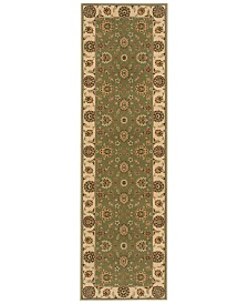 "CLOSEOUT! Nourison Persian King PK02 2'2"" x 7'6"" Runner Rug"