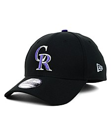 Colorado Rockies MLB Team Classic 39THIRTY Stretch-Fitted Cap