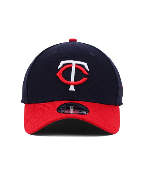 size 40 38a27 2b2f0 New Era Minnesota Twins MLB Team Classic 39THIRTY Stretch-Fitted Cap -  Sports Fan Shop By Lids - Men - Macy s