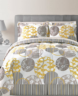$38.22 Holden 8 Piece Reversible Bedding Ensembles