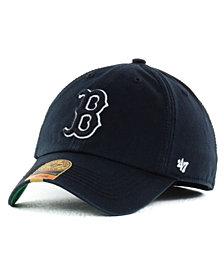 '47 Brand Boston Red Sox Black Out Franchise Cap
