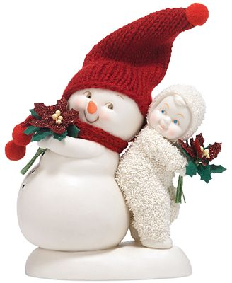 Department 56 Snowbabies You Re The Best Gift Of All