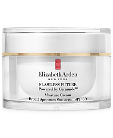 Elizabeth Arden Flawless Future Powered by Ceramide Moisture Cream Broad Spectrum Sunscreen SPF 30, 1.7 oz