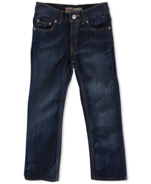 Levis 514 Straight Fit Jeans Little Boys (47)
