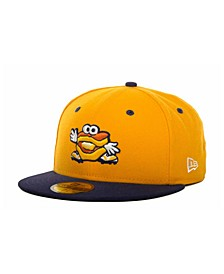 Montgomery Biscuits 59FIFTY Cap