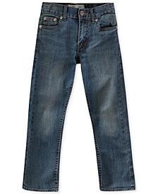 Levi's® 511™  Slim Fit Jeans, Little Boys