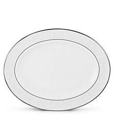 Lenox Opal Innocence Large Oval Platter '16
