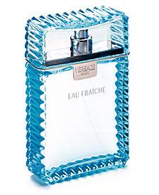 Versace Men's Eau Fraiche Eau de Toilette Spray, 6.7 oz