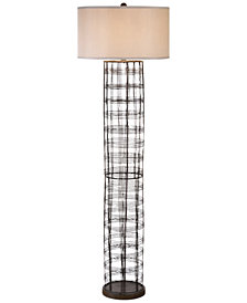 Uttermost Engel Metal Wire Floor Lamp