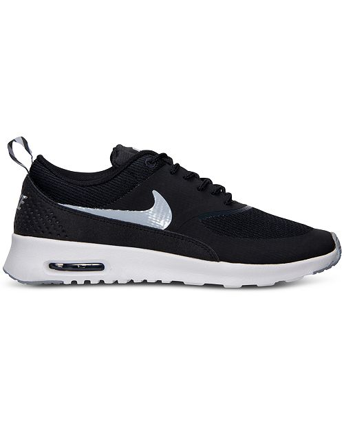 sports shoes c1196 9d8e4 ireland nike. womens air max thea running sneakers from finish line. 230  reviews.