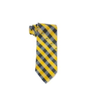 Missouri Tigers Checked Tie