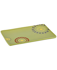 Rachael Ray Circles and Dots Platter