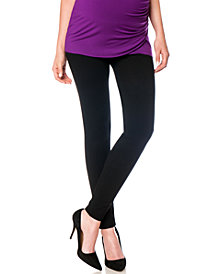 A Pea In The Pod Maternity Skinny Ponte Pants