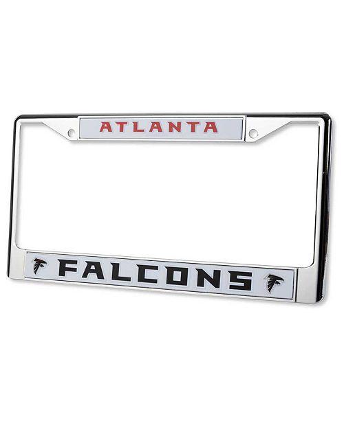 Rico Industries Atlanta Falcons License Plate Frame