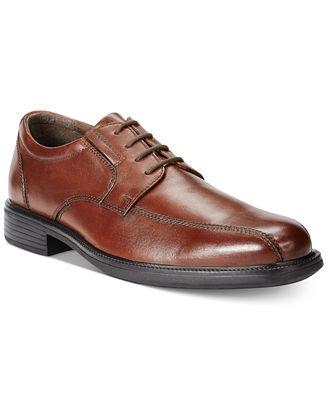 Bostonian Bardwell Walk (Black Leather) Mens Shoes