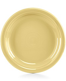 "Ivory 6.5"" Appetizer Plate"