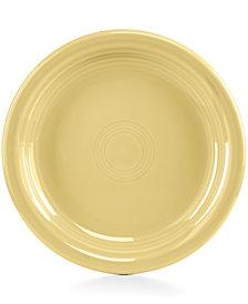 Fiesta Ivory Appetizer Plate