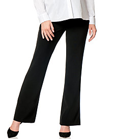 Motherhood Maternity Flared Dress Pants