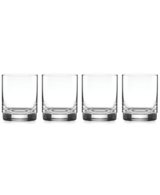 Tuscany Classics Double Old Fashioned Glasses, Set of 4
