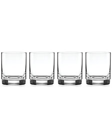 Lenox Tuscany Classics Double Old Fashioned Glasses, Set of 4
