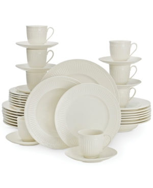 Mikasa Italian Countryside 40-Pc. Dinnerware Set, Service fo