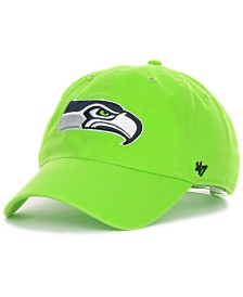'47 Brand Seattle Seahawks Clean Up Cap