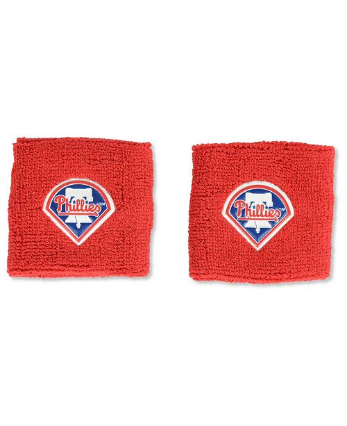 Franklin Sports Franklin Philadelphia Phillies Wristband