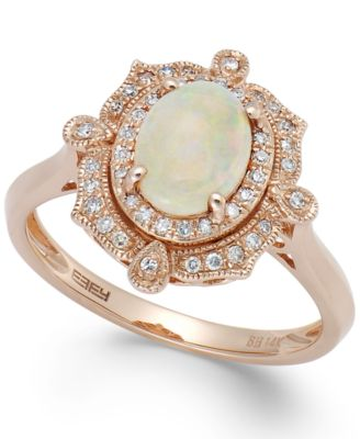 Opal Rings Shop Opal Rings Macys