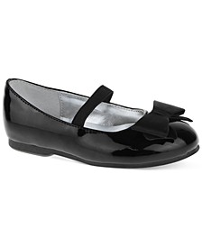 Pointed Bow Ballet Flats, Toddler & Little Girls