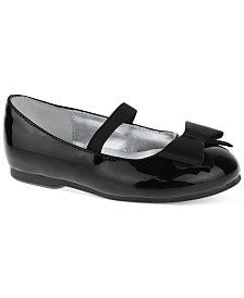 Nina Pointed Bow Ballet Flats, Toddler & Little Girls